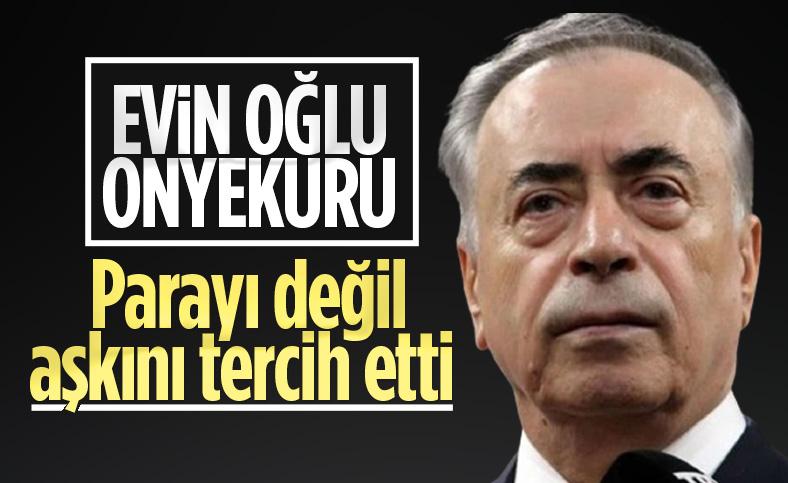 Mustafa Cengiz: Evin oğlu Onyekuru