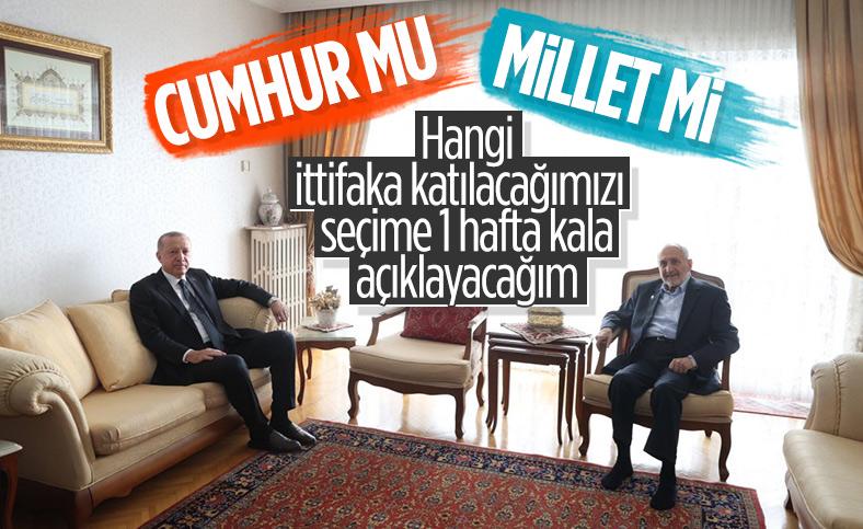Oğuzhan Asiltürk'ten 'ittifak' sorusuna cevap