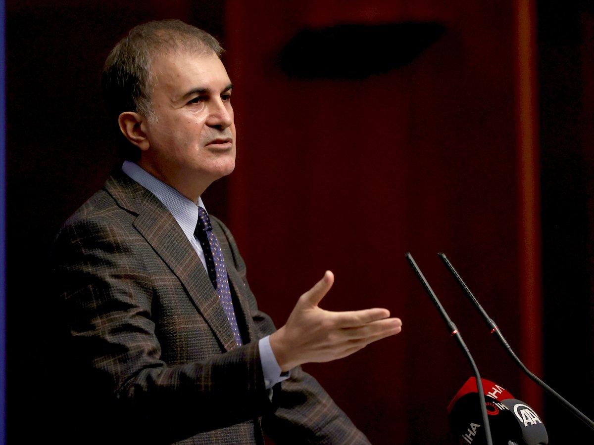 Ömer Çelik: Nefret siyasetini Kılıçdaroğlu, yazılım haline getirmiştir #1