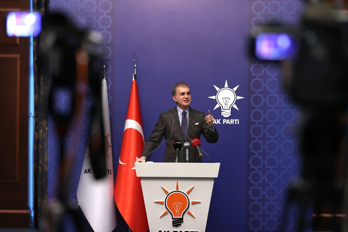 Ömer Çelik: Nefret siyasetini Kılıçdaroğlu, yazılım haline getirmiştir #2