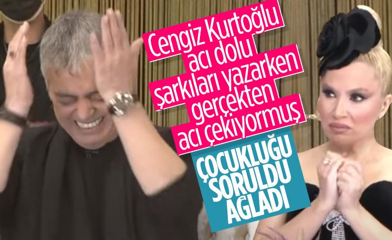 Cengiz Kurtoğlu: Üvey annemden şiddet gördüm