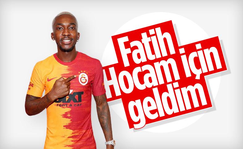 Henry Onyekuru: Galatasaray benim ikinci evim