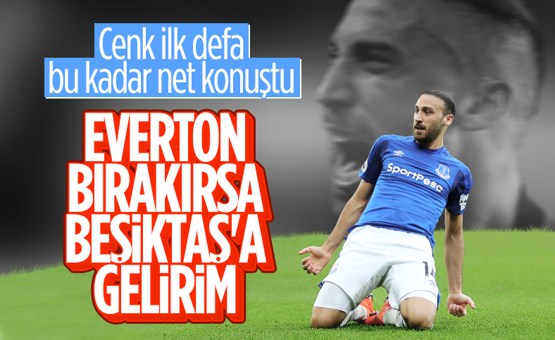 Beşiktaş'tan Everton'a Cenk Tosun teklifi