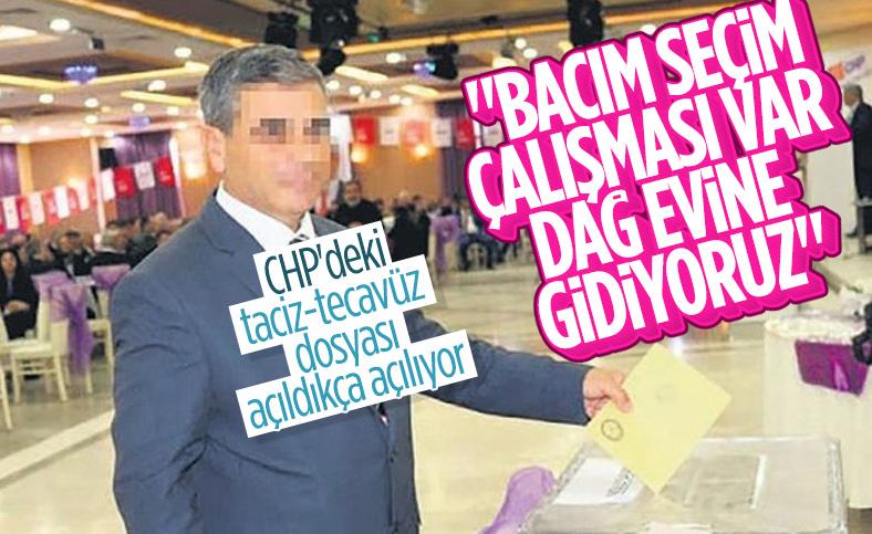 CHP'nin Antalya'da yaşanan tecavüz olayının detayları