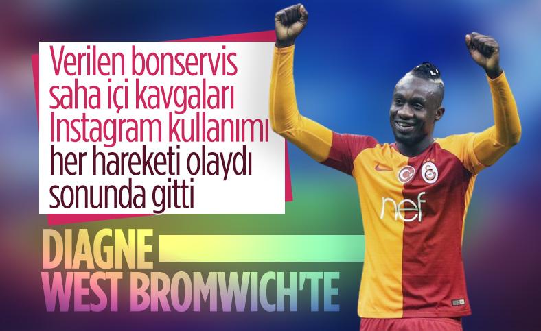 Mbaye Diagne, West Bromwich ile anlaştı