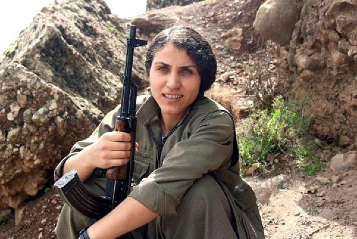 Paramotorla PKK ya bomba taşıyan terörist havada vuruldu #2