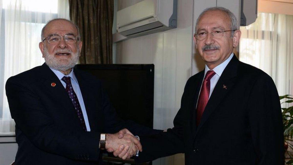 Saadet Partisi nde Temel Karamollaoğlu ile Oğuzhan Asiltürk ayrımı #2