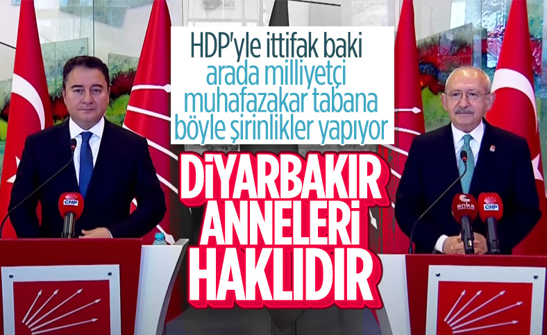 Kemal Kılıçdaroğlu: Diyarbakır annelerinin talebi haklıdır