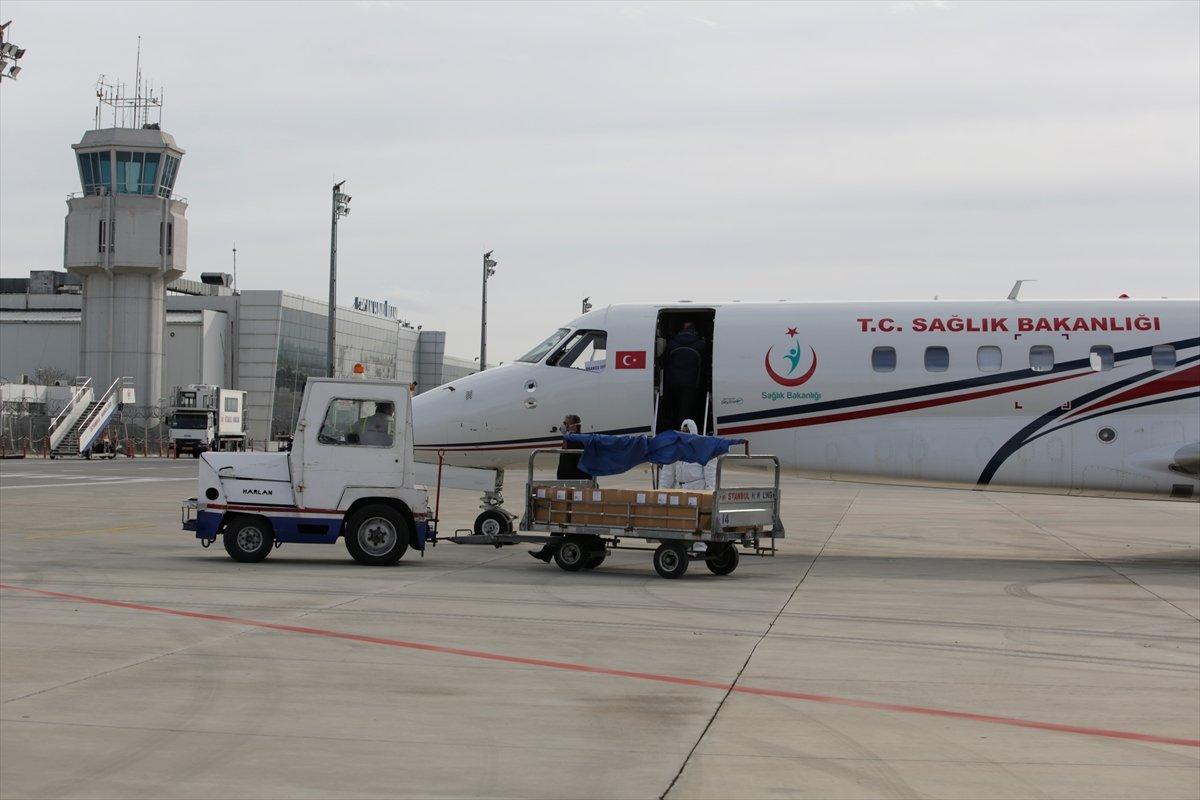 Türkiye, KKTC ye 20 bin doz daha korona aşısı gönderdi #2