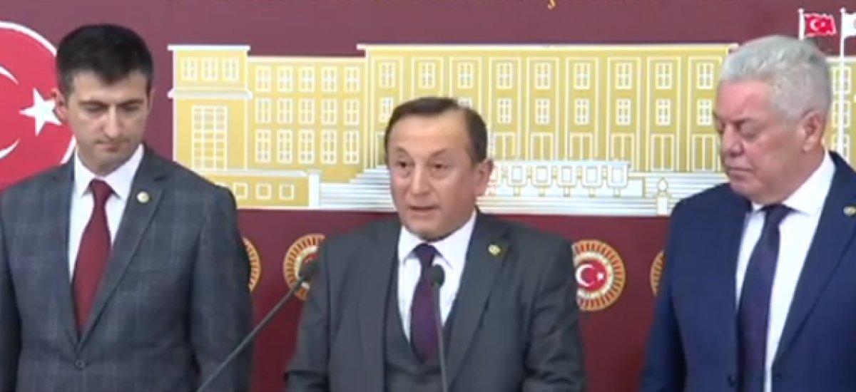 3 milletvekili CHP den istifa etti #1