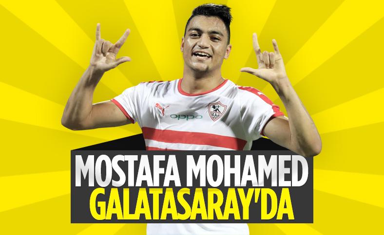 Galatasaray, Mostafa Mohamed'i 1,5 yıllığına kiraladı