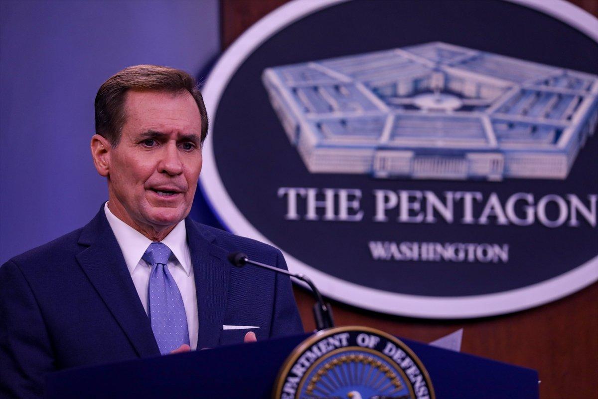 Pentagon: Mayıs ayında Afganistan dan tamamen çekilmeyebiliriz #1