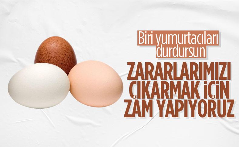 YUM-BİR Başkanı, yumurta fiyatlarının neden arttığını açıkladı