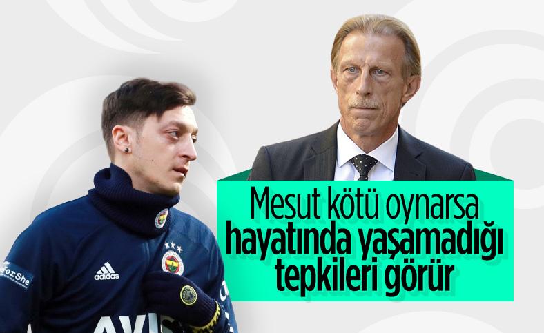 Christoph Daum'dan Mesut Özil sözleri
