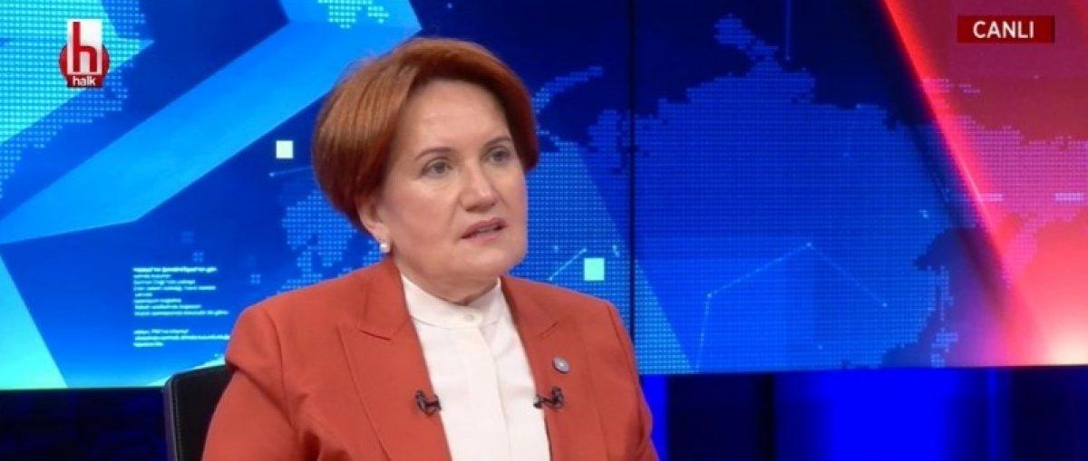 Meral Akşener in CHP'den istifa eden vekiller hakkındaki ilk yorumu #1