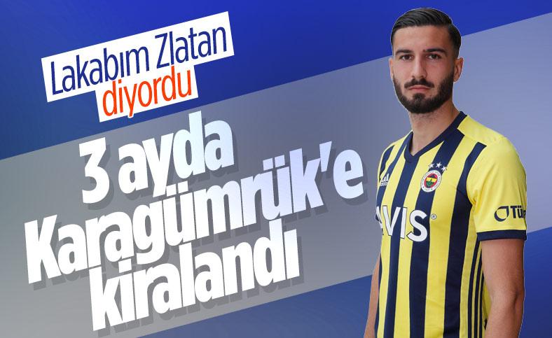 Fenerbahçe, Kemal Ademi'yi Karagümrük'e kiraladı