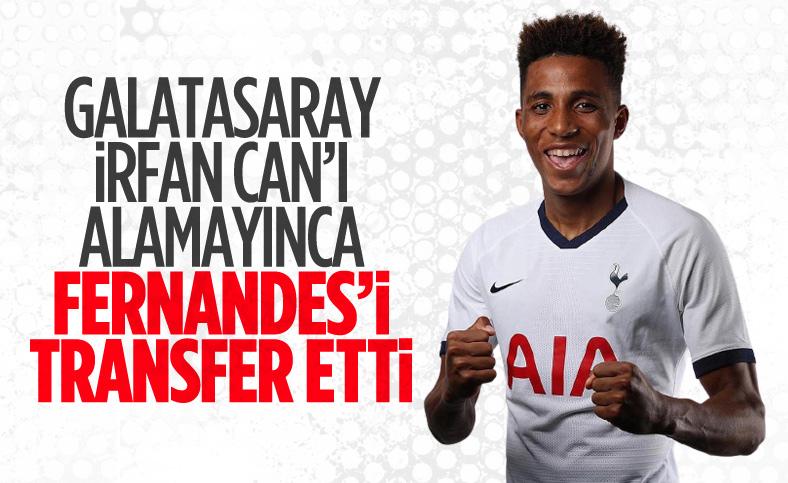 Gedson Fernandes Galatasaray'da
