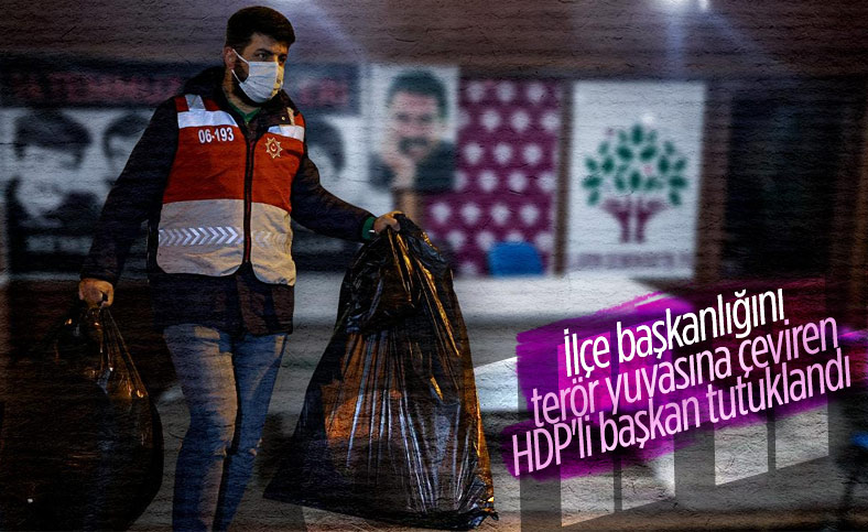 HDP Esenyurt İlçe Başkanı Ercan Sağlam tutuklandı