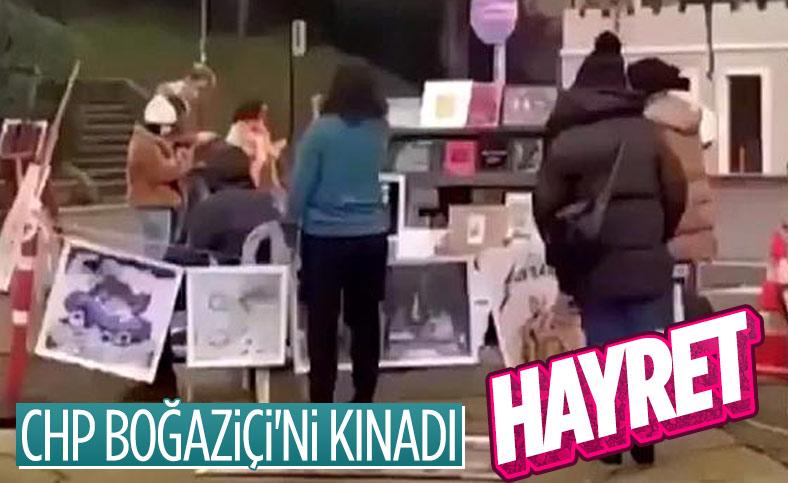 CHP, Boğaziçi Üniversitesi'ndeki Kabe provokasyonunu kınadı