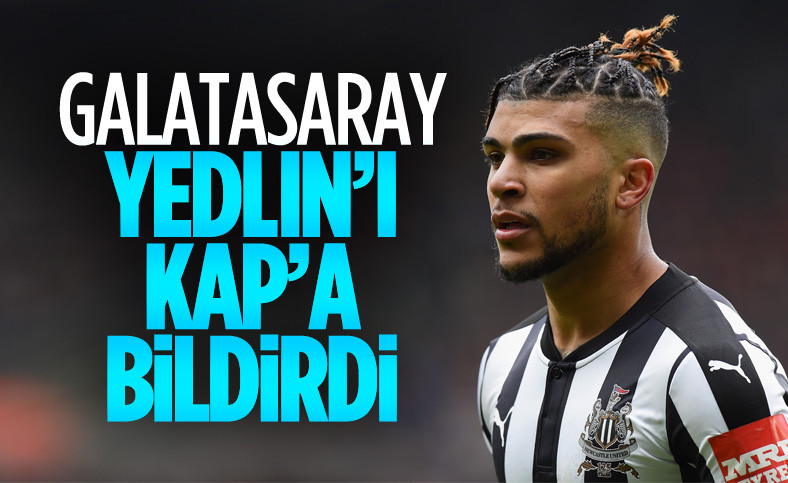 Galatasaray DeAndre Yedlin'i KAP'a bildirdi