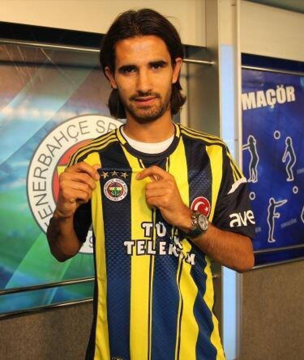 Fenerbahçe nin Galatasaray ın elinden aldığı futbolcular #4
