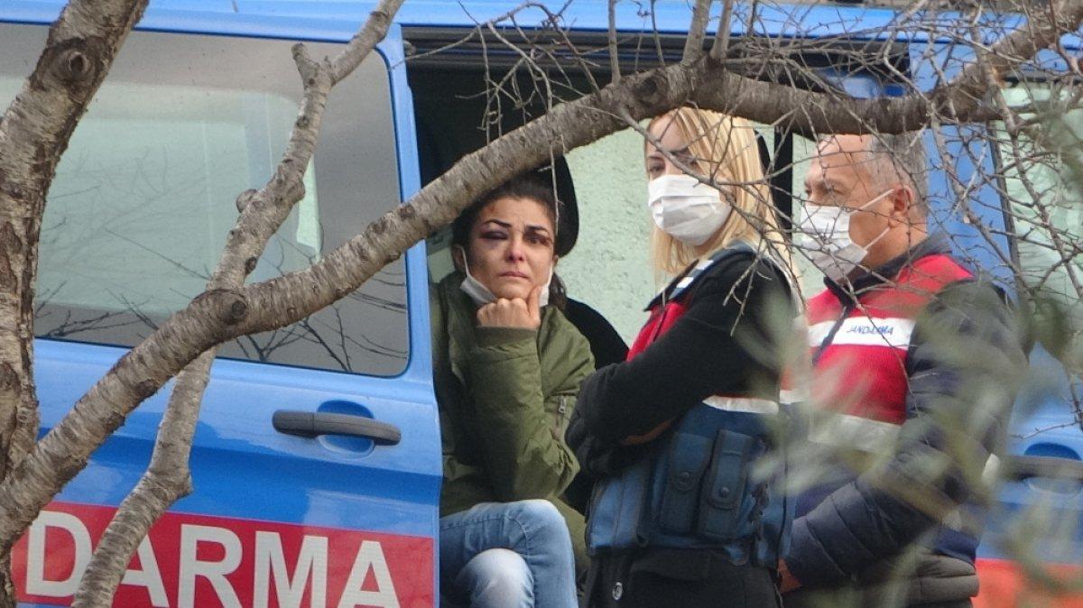 Antalya'da eşini öldüren Melek İpek'in iddianamesi