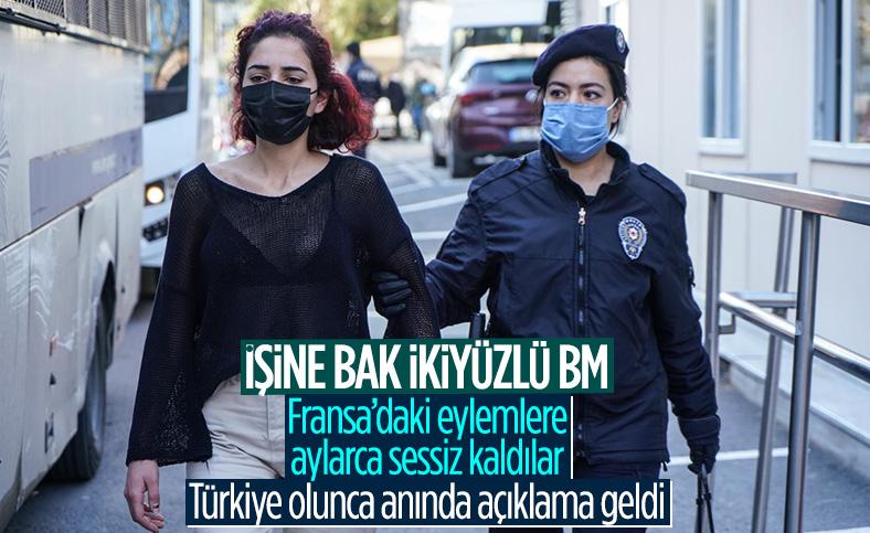 BM'den Türkiye'ye Boğaziçi çağrısı: Öğrencileri serbest bırakın