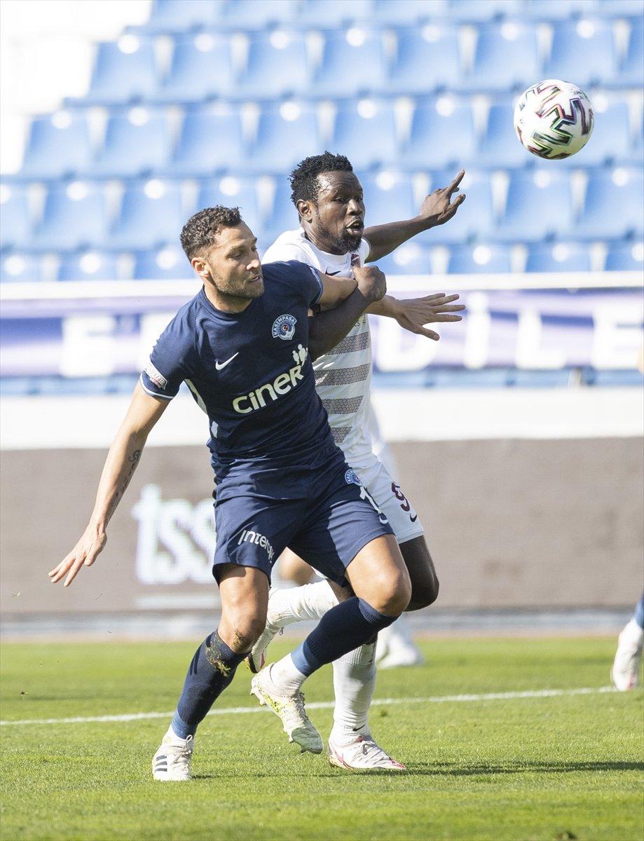 Hatayspor, Kasımpaşa yı deplasmanda 4 golle yendi #2