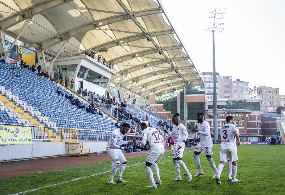 Hatayspor, Kasımpaşa yı deplasmanda 4 golle yendi #3