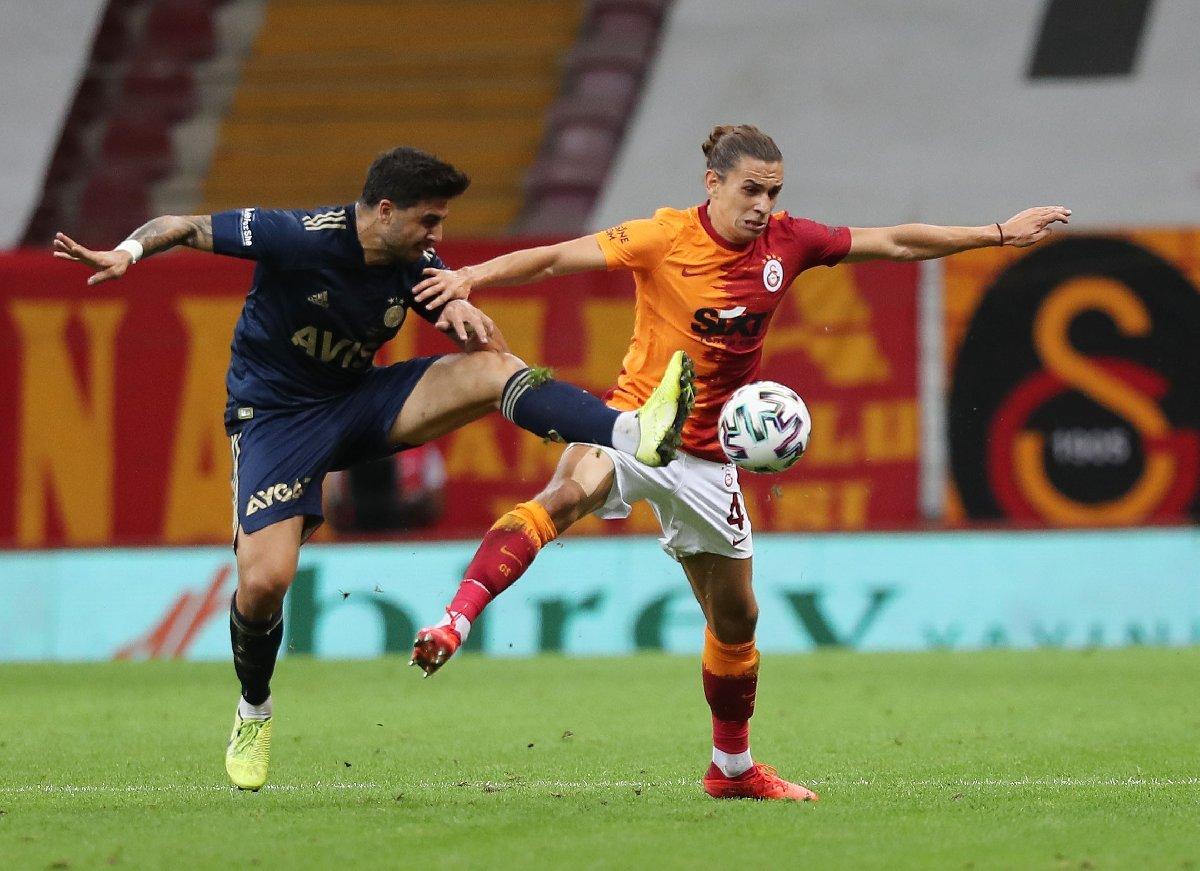 Fenerbahçe - Galatasaray derbisinin muhtemel 11 leri #2