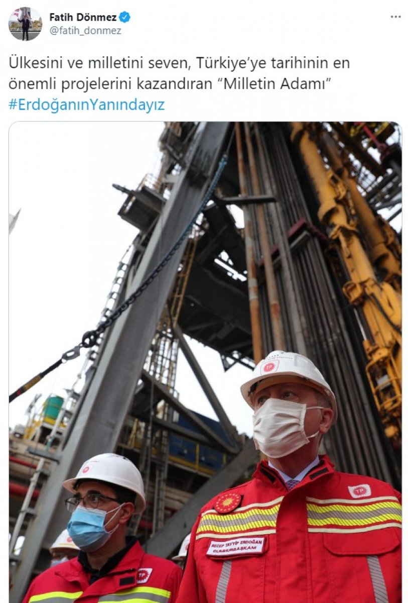 Cumhurbaşkanı Erdoğan a destek tweet leri 2 milyonu aştı #10
