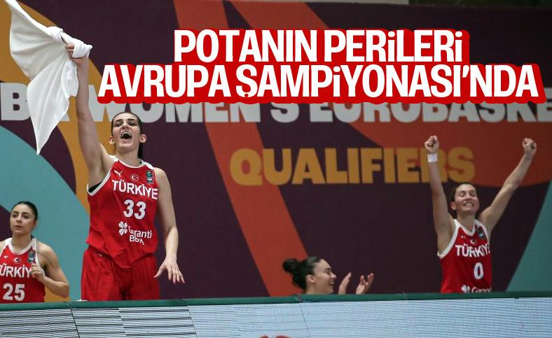 Potanın Perileri FIBA 2021 Kadınlar Avrupa Şampiyonası'nda