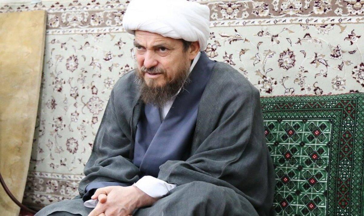 ayatollah abbas tabrizian 715
