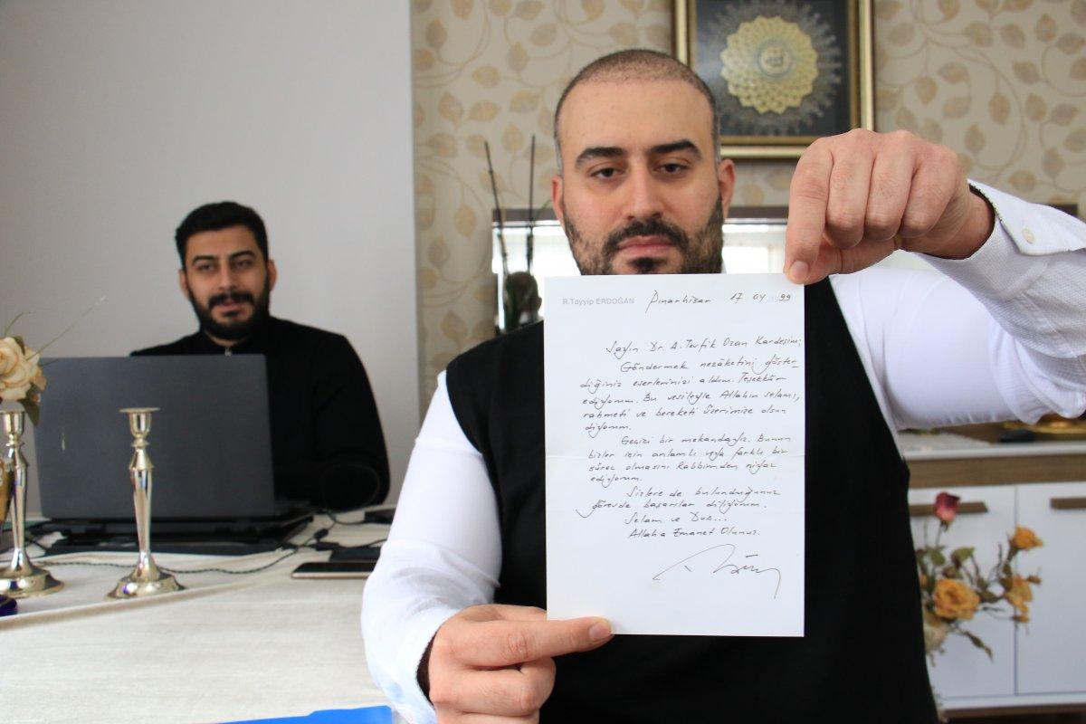 erdogan mektup 7300