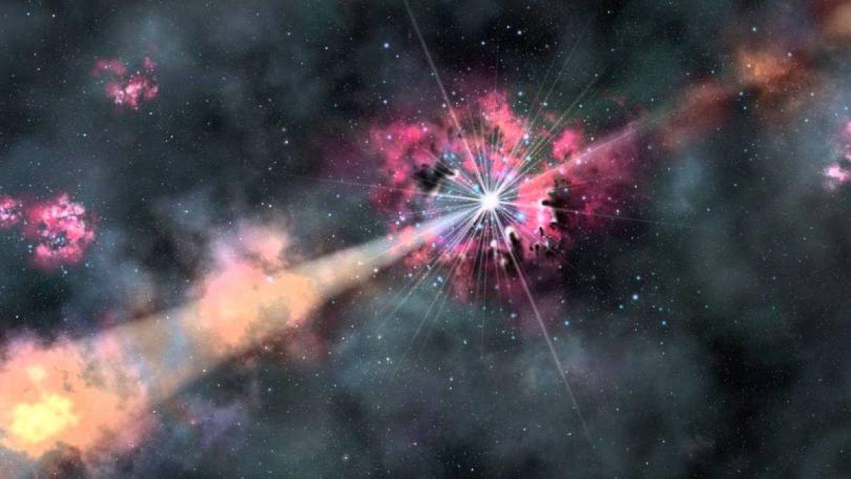 gama patlamasi 6961
