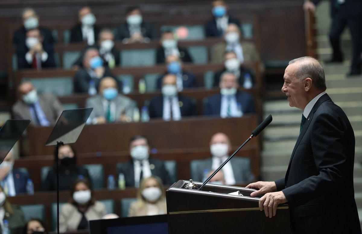 Cumhurbaşkanı Erdoğan dan partilere yeni anayasa çağrısı #1