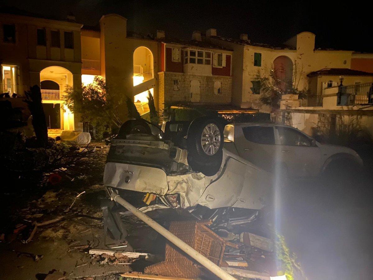 İzmir de hortum felaketi #2