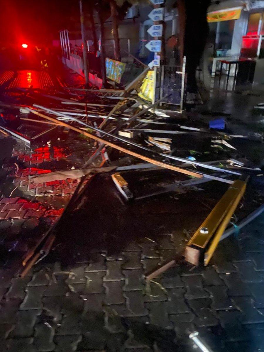İzmir de hortum felaketi #10