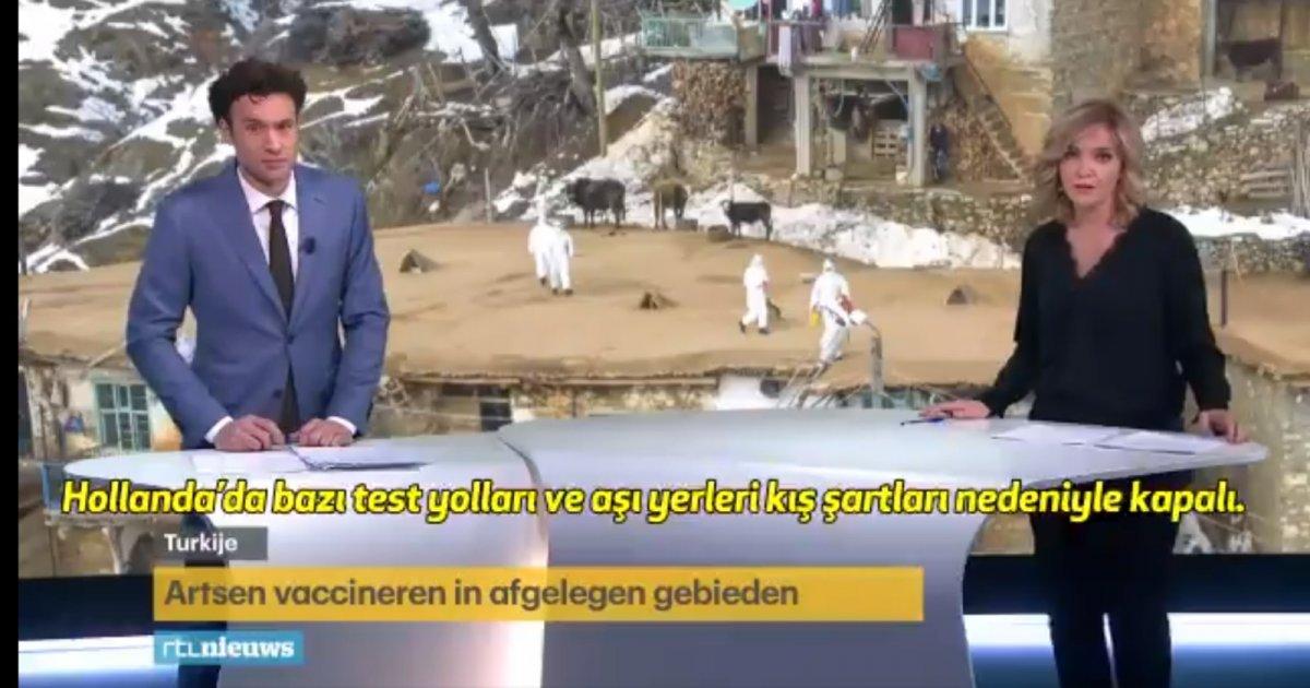 Türkiye nin aşılamadaki başarısı Hollanda basınında #1