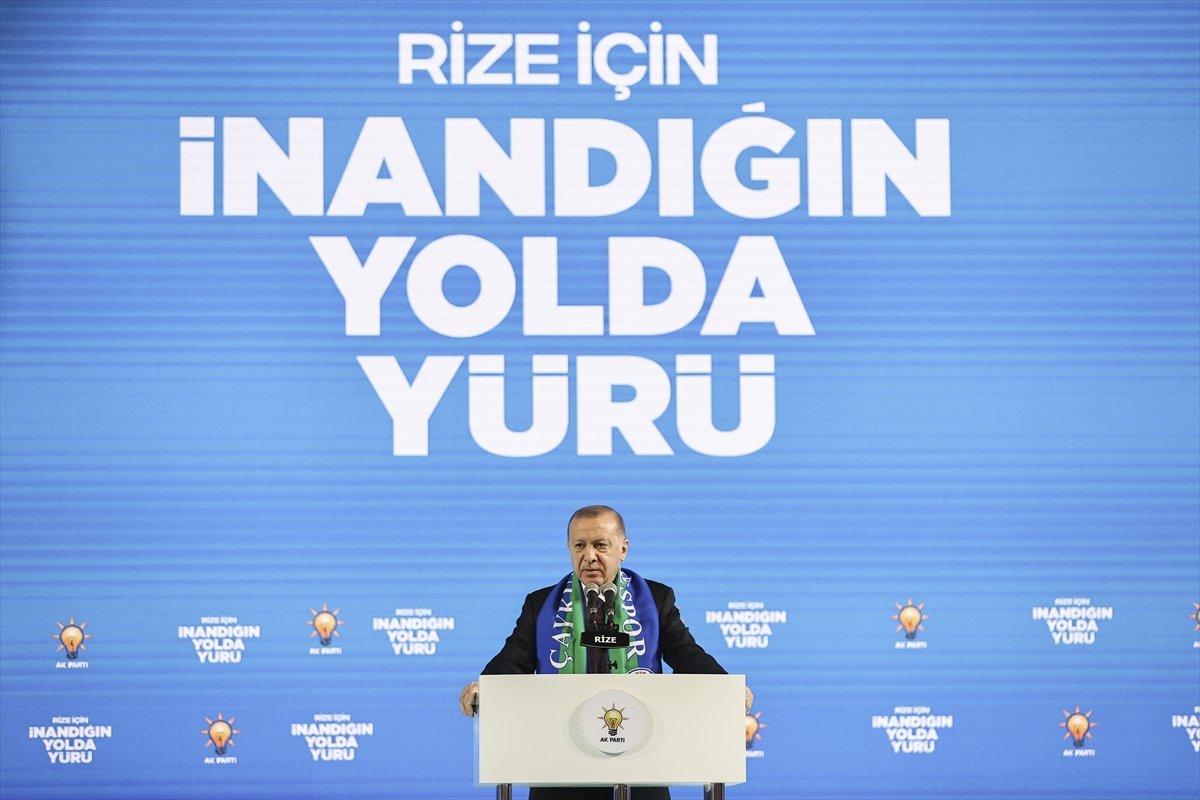 Cumhurbaşkanı Erdoğan: Teröristler alçakça katliam yaptı #1