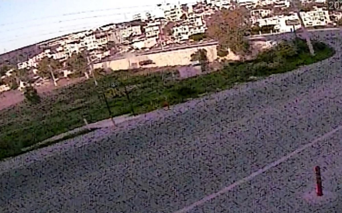 kaza kamera 6157