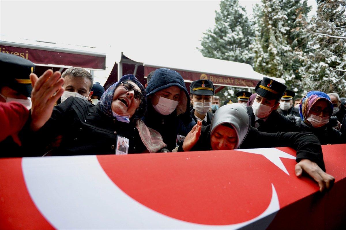 Türkiye yasta: Şehitlerimizi uğurluyoruz #15