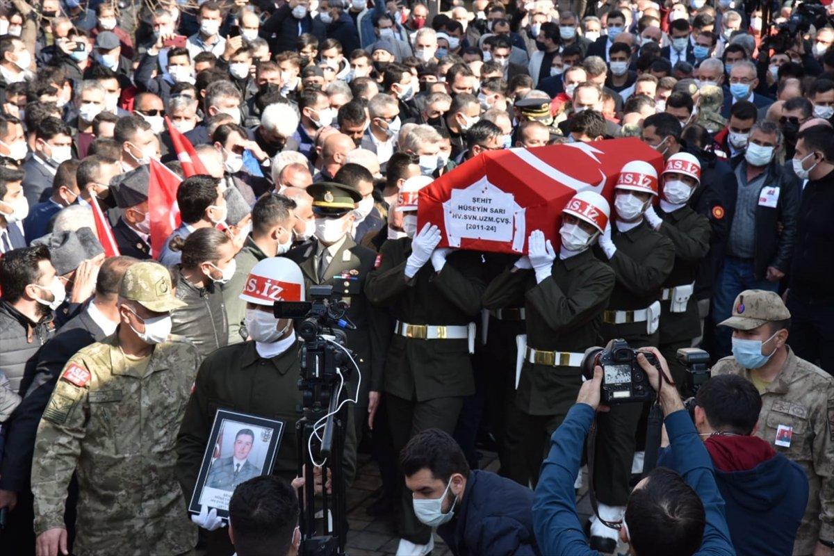 Türkiye yasta: Şehitlerimizi uğurluyoruz #11