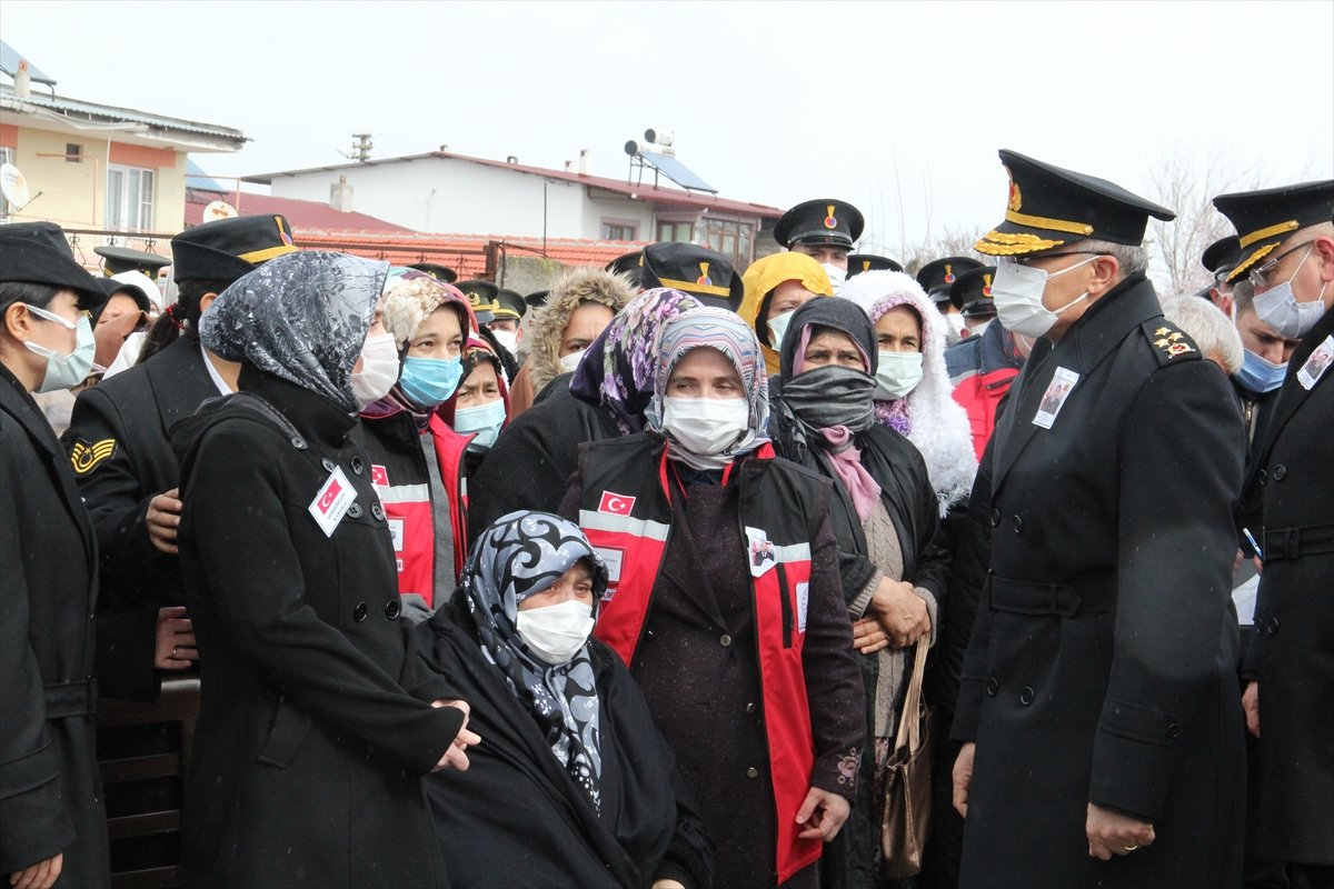 Türkiye yasta: Şehitlerimizi uğurluyoruz #13