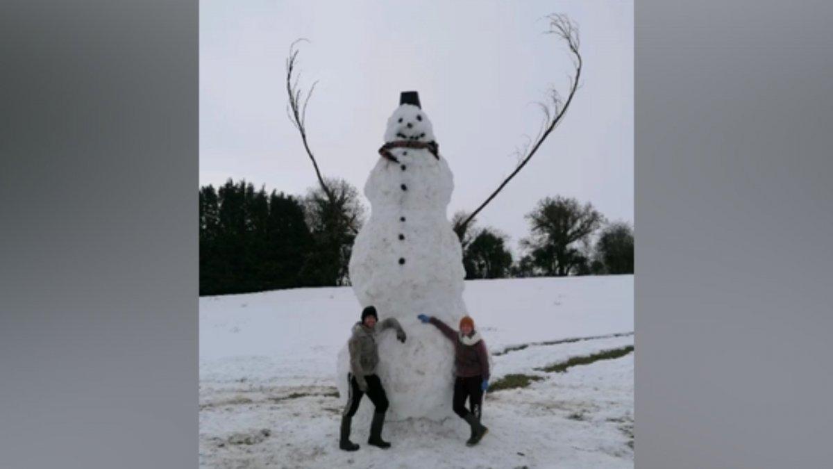 irlandada dev kardan adam yapan aile 9468