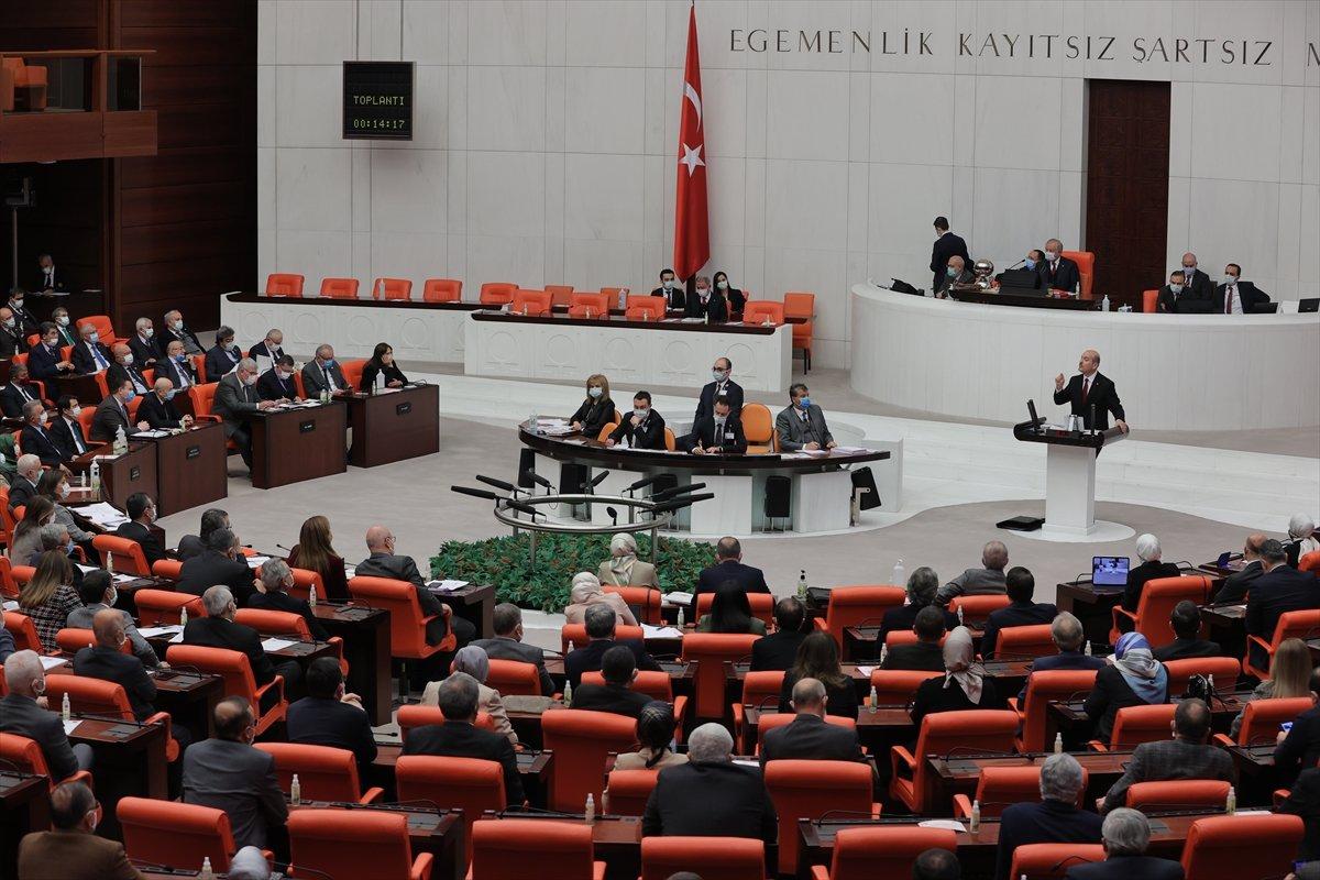 Süleyman Soylu dan Meclis te Gara bilgilendirmesi #5