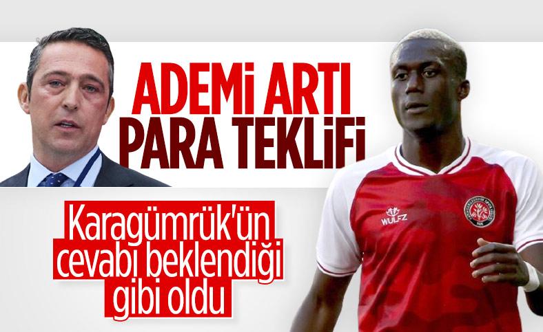 Fenerbahçe'nin Alassane Ndao için teklifi