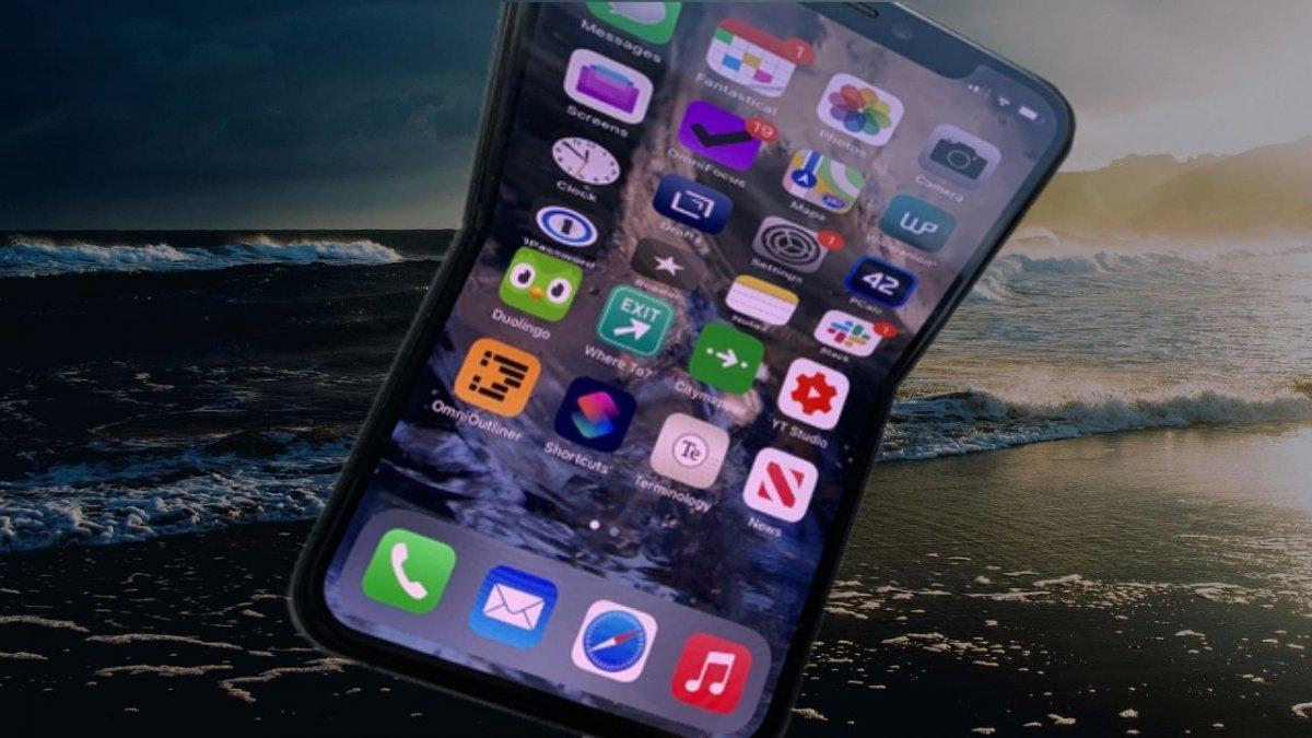 katlanabilir iphone 9194