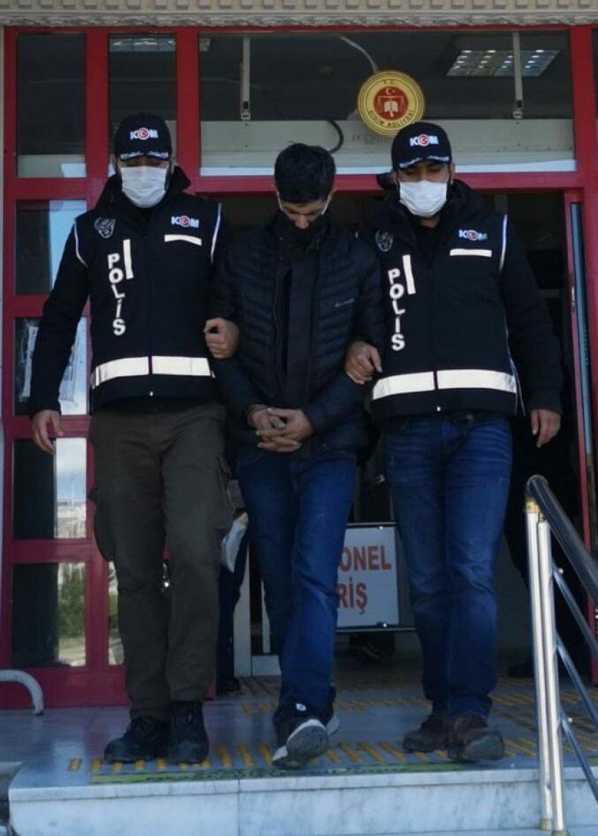 Komünist Başkan Maçoğlu nun kardeşi uyuşturucudan tutuklandı #1
