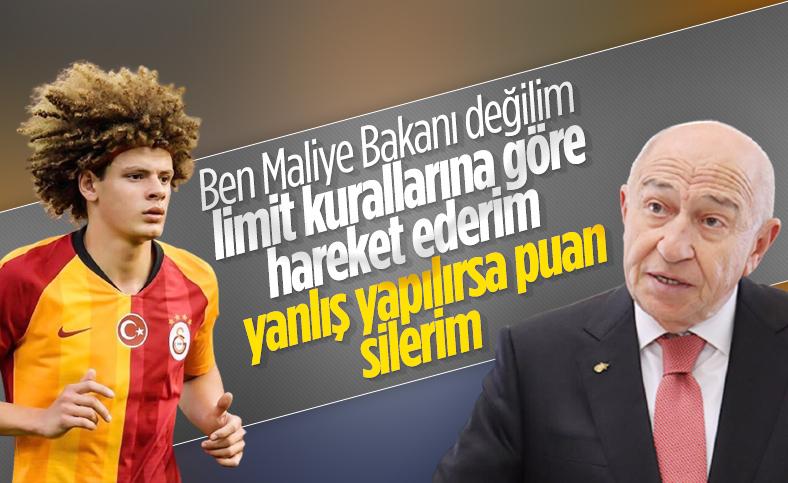 Nihat Özdemir: Ben Maliye Bakanı değilim
